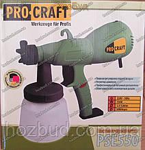 Краскопульт PROCRAFT PSE550