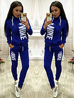 Женский Спортивный костюм Nike электрик норма и Батал