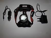 Налобный светодиодный фонарь 259