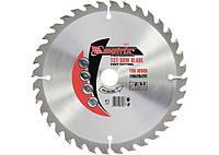 Пильный диск по дереву, 190 х 20мм, 36 зубьев, + кольцо, 16/20 MATRIX Professional