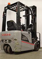 Погрузчик электрический Nissan TX15, фото 2