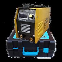 Сварочный инвертор Shyuan MMA-300N mini в кейсе