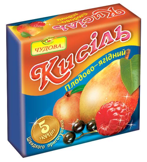 """Кисель """"Плодово-ягодный"""", 160г. - Интернет - магазин """"Оdessaug"""" в Одессе"""