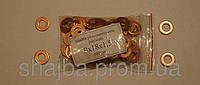 Шайба ( кольцо ) медная уплотнительная 9х18х1,5