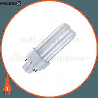Osram КЛЛ 18W/840 G24q-2 люминесцентная компактная лампа для ЭПРА DULUX D/E OSRAM