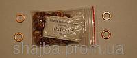 Шайба ( кольцо ) медная уплотнительная 10х16х1,5