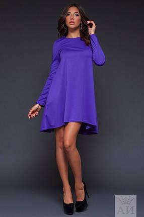 А1262 Платье ассиметричное, фото 2