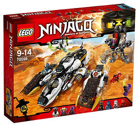 Lego Ninjago Ультра стелс рейдер 70595