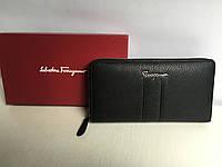 Ferragamo женский кожаный кошелек, фото 1