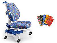 Детское кресло Champion обивка с принтом Mealux+Подарок