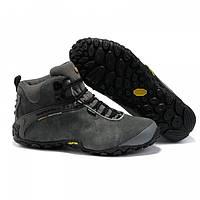 Зимние кроссовки - ботинки  мужские Merrell Grey