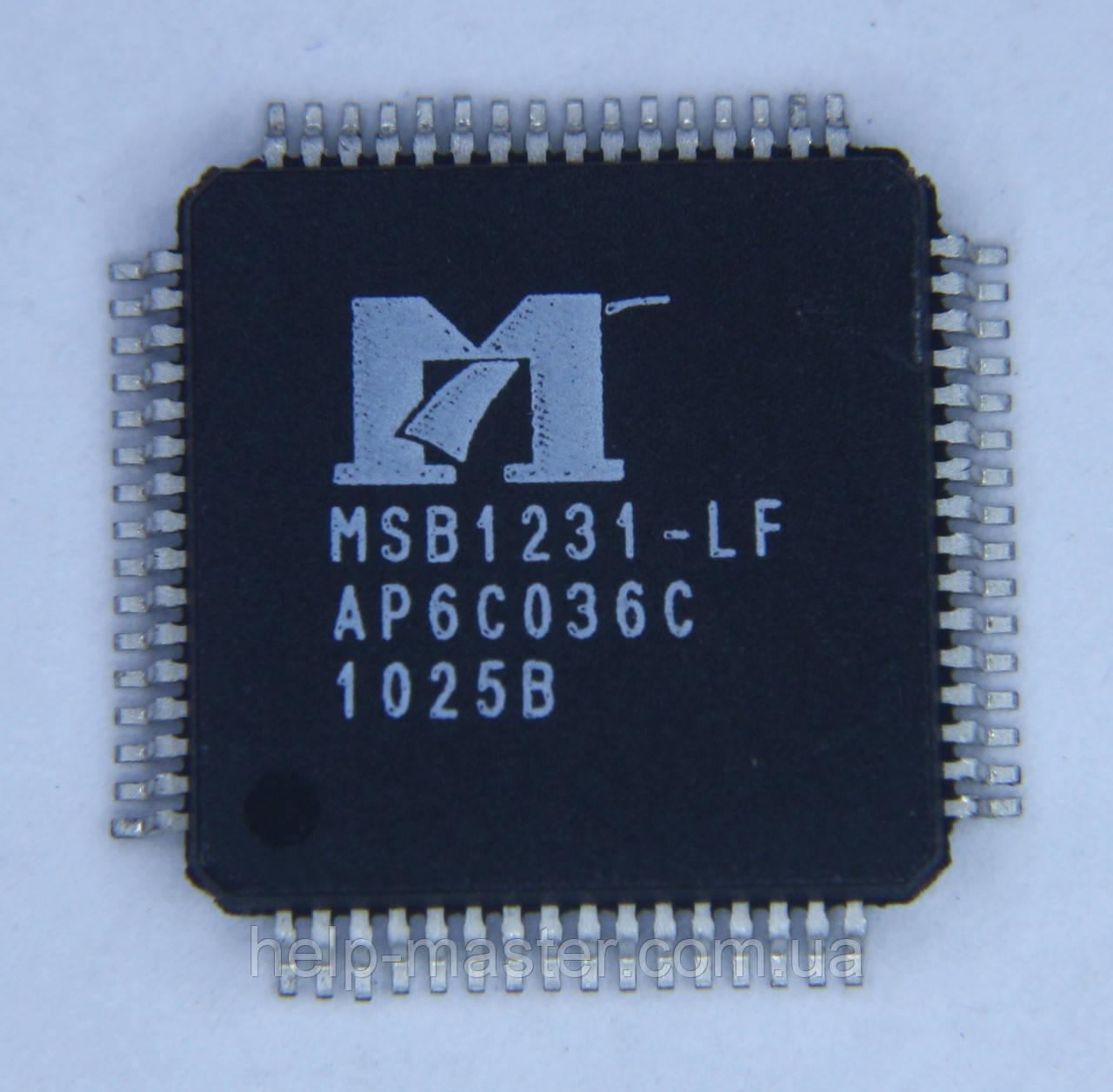 MSB1231-LF;  TQFP64