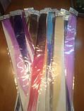 Цветные полоски - пряди для волос, фото 6
