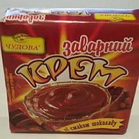 Заварной крем в брикете шоколадный, 160г.