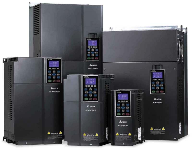 Преобразователь частоты (3,7kW 380V), с РЧ-фильтром