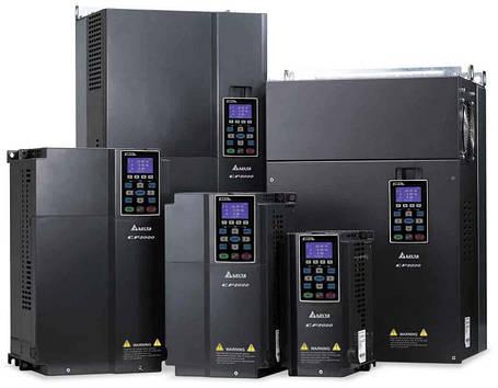 Преобразователь частоты (1,5kW 380V), с РЧ-фильтром, фото 2