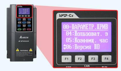 Преобразователь частоты (2,2kW 380V), с РЧ-фильтром, фото 2