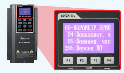 Преобразователь частоты (3,7kW 380V), с РЧ-фильтром, фото 2