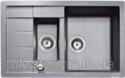 Кухонная мойка TEKA ASTRAL 60 B-TG серый металлик