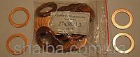 Шайба ( кольцо ) медная уплотнительная 27х38х1,5