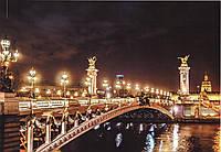 Фотообои *Престиж* № 3 Ночной мост(136х196)
