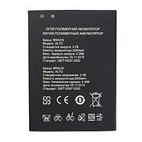 Аккумулятор для Bravis Alto orig , аккумуляторная батарея АКБ Bravis Alto orig