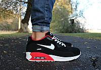 Кроссовки мужские Nike Air max Мужские кроссовки  Найк верх-замш,осень-весна,р-ры 41-44 Вьетнам
