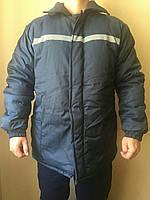 Куртка на синтепоне без мех воротника