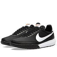 Оригинальные  кроссовки Nike Roshe Waffle Racer NM Black & White
