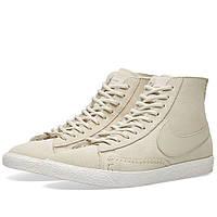 Оригинальные  кроссовки Nike W Blazer Mid Premium Birch & Ivory