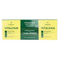 Витамины для волос vitaflan antichute progressive Франция