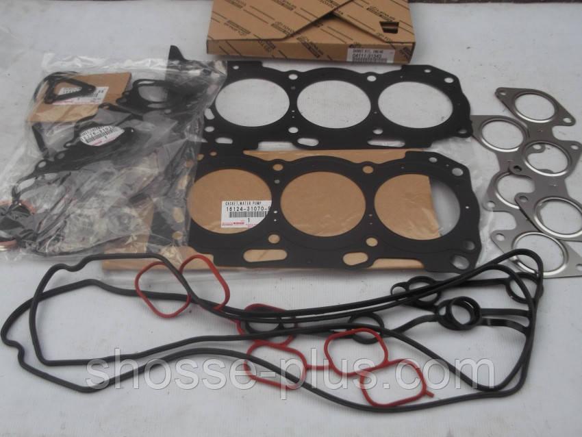 Kомплект прокладок полный  двигателя Toyota Land Cruizer Prado 120 150  4.0
