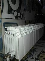 Установка радиаторов и конвекторов