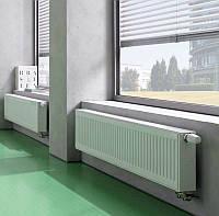Стальной радиатор Korado RADIK KLASIK 22 тип 500х700 бок
