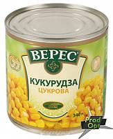 Кукурудза ГОСТ Верес 340 г
