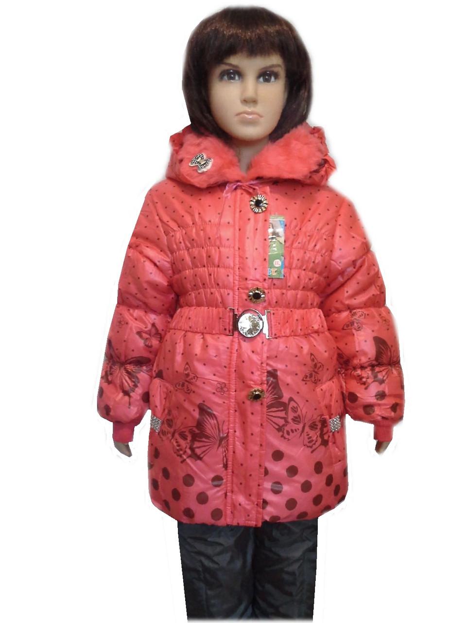 Куртка осенняя для девочки недорого