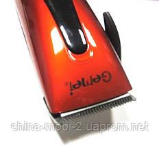 Машинка для стрижки волос Gemei -1012, фото 3