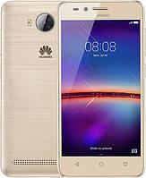 "Смартфон Huawei Y3 II Gold (Y3 II Gold) (моноблок, 4.5 ""TFT, 854x480, MTK MT6582M, 4x1.3 GHz, встроенной памят"