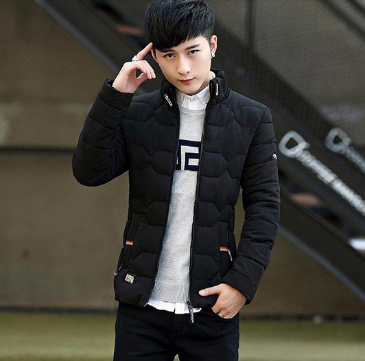 Мужская зимняя куртка. Модель 913