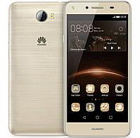 """Смартфон Huawei Y5 II Gold (51050GLD) (моноблок, 5 """"IPS, 1280x720, MediaTek MT6582, 4x1.3 GHz, встроенной памя"""
