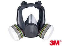 Полнолицевая маска 3М 6800(M), фото 1