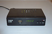 DVB-T2 Тюнер (ресивер) Т2 Tiger T2 Full HD