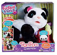 Панда PomPom Panda очаровательная и интерактивная от FurReal