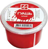Краски Гуашь Луч 225мл Красная, Алая 320г 8C397-08 (Оригинал)