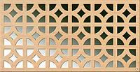 Альберта-бук декоративна панель 1200*600*3