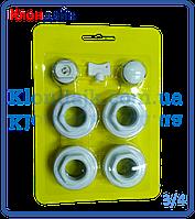 Комплект для секционных радиаторов 3/4 (без крепежа)
