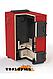 Твердотопливый пиролизный котел Amica PYRO M 22 кВт, фото 2