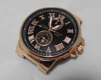 Стильные часы Nardin - LeLocle - без ремешка, золотистые