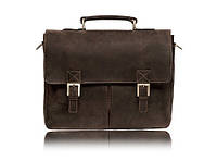 Кожаный мужской портфель Visconti 18716 - Berlin