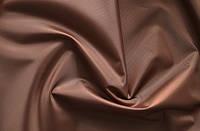 Коричневая ткань плащевка Оксфорд плотность 95 г/м2, тентовая палаточная ткань